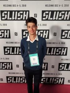 Pierre Slush decembre 2018